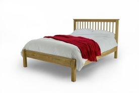 Devon Solid Oak Bedframe